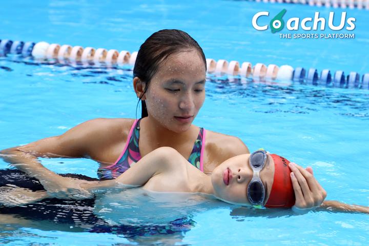 兒童游泳導師培訓證書課程