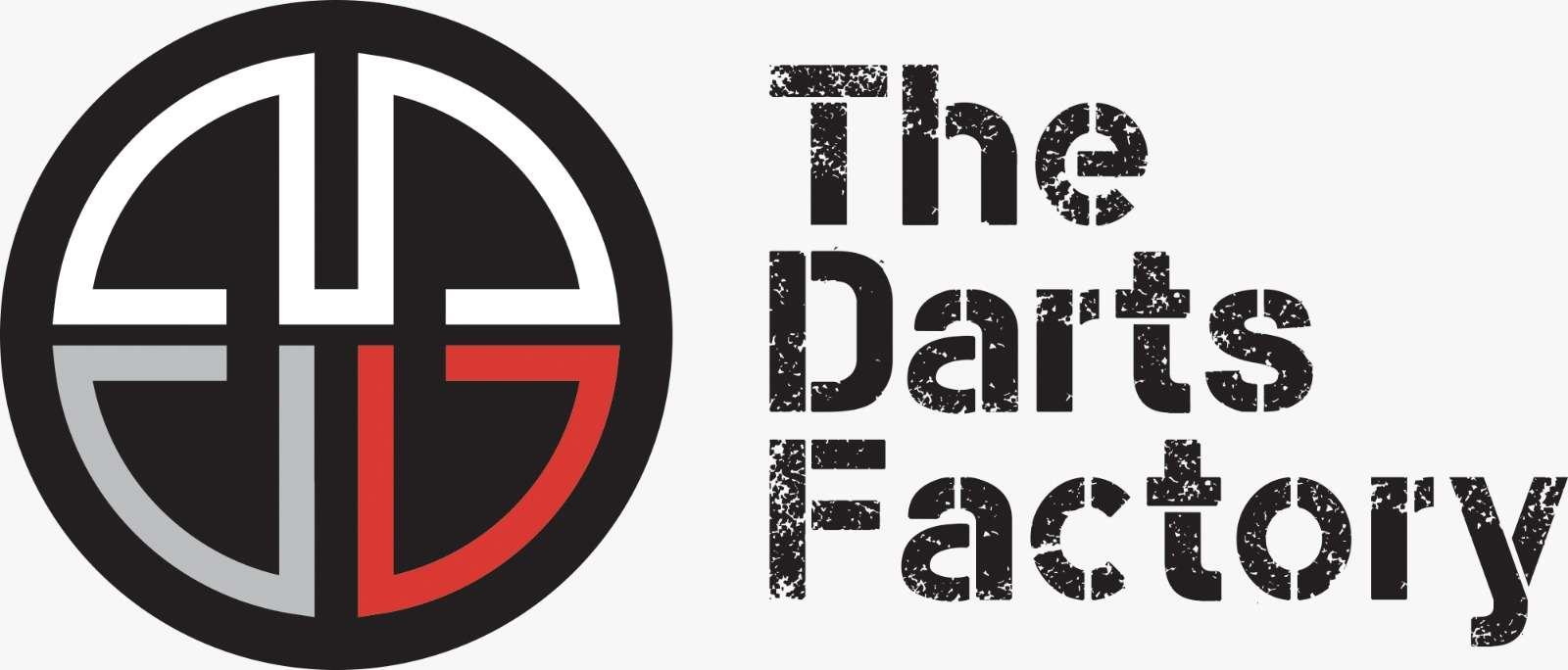 飛鏢_Darts Factory LOGO